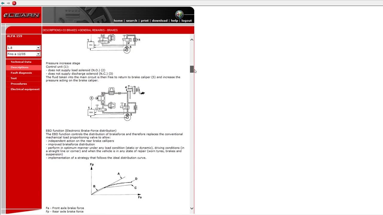 [ZHKZ_3066]  Alfa Romeo 159 Workshop Manual eLearn - YouTube | Alfa 159 Workshop Manual Download |  | YouTube