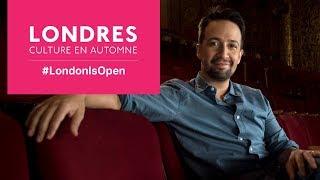 Découvrez la saison culturelle de Londres avec Lin-Manuel Miranda