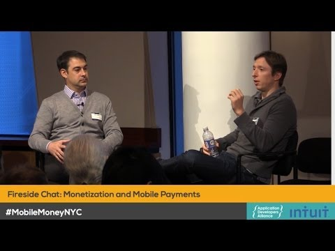 NY Mobile Payments Summit - Monetization and Mobile Payments