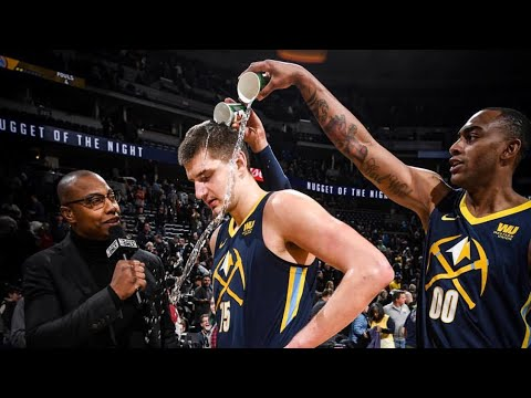 Nikola Jokic (Triple Double Highlights) vs Bucks 2/15/18