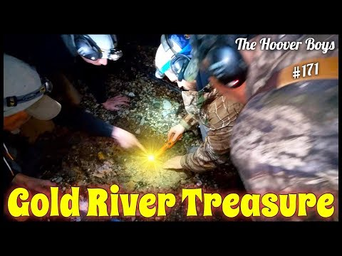 GOLD RIVER TREASURE!! Real Treasure Found Metal Detecting the River Beach