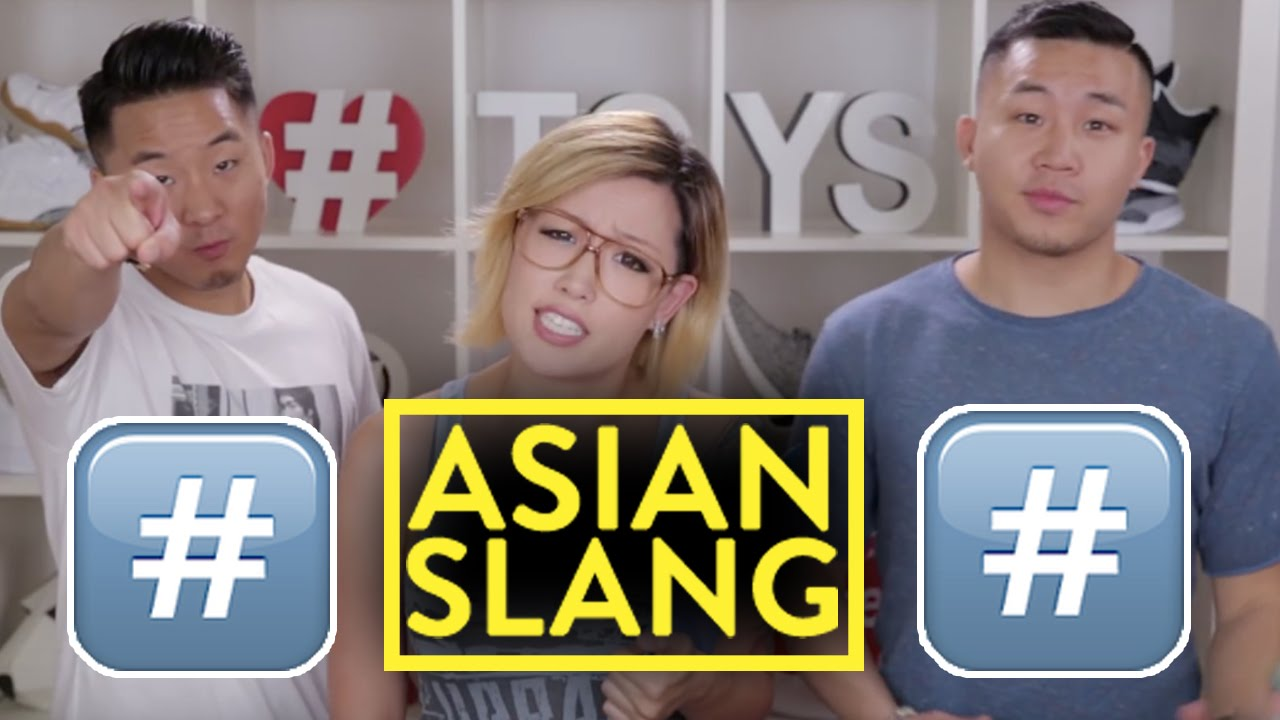 Asian slang words picture