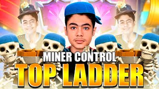 TOP LADDER GAMEPLAY WITH MIIINNNEEERRR