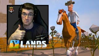 Epic FREE TO PLAY Open World Survival, Building, Crafting Adventure Game! (Ylands Gameplay #1)