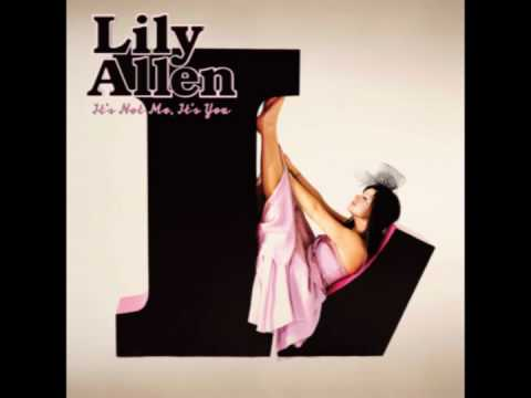 Lily Allen - F You (Clean)