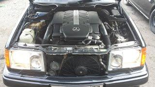 Mercedes E500 W124 Coupe M113 Swap