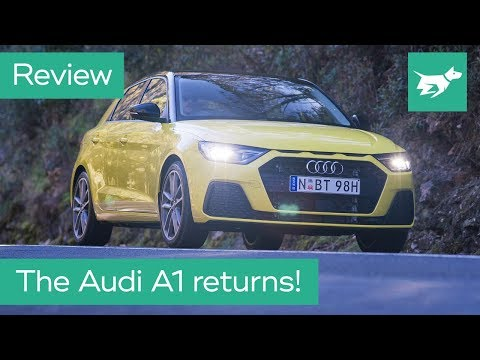 2020 Audi A1 review – better than a Mini?