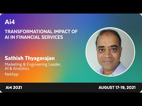 Transformational Impact of AI in Financial Services
