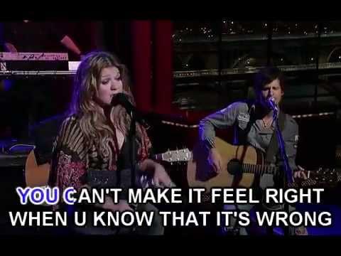 Kelly Clarkson - Already Gone (Karaoke Instrumental)