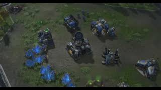 StarCraft 2 Wings of Liberty Végigjátszás #21 Media Blitz