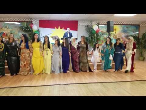 Kurdish party 2017 nawroz washington Seattle bashe 4
