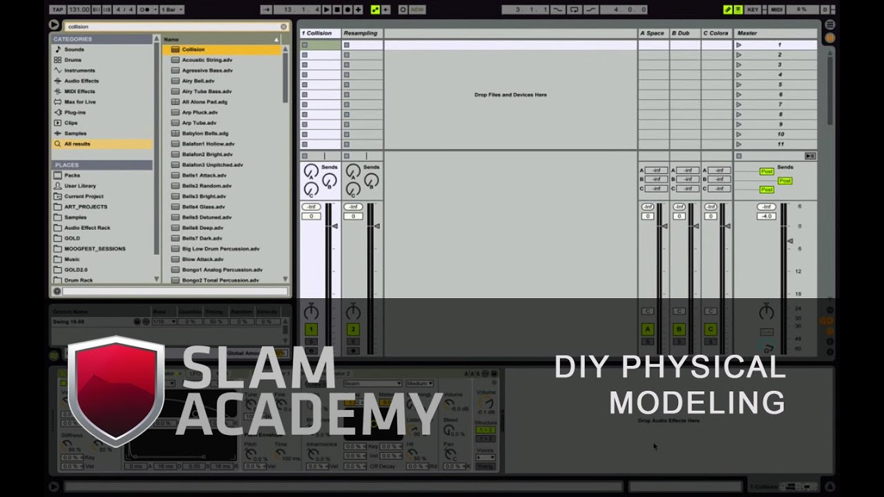 The Beginner's Guide to Audio Synthesis | Black Ghost Audio