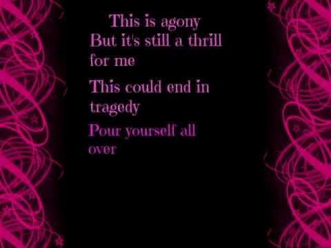 Agony::Paloma Faith