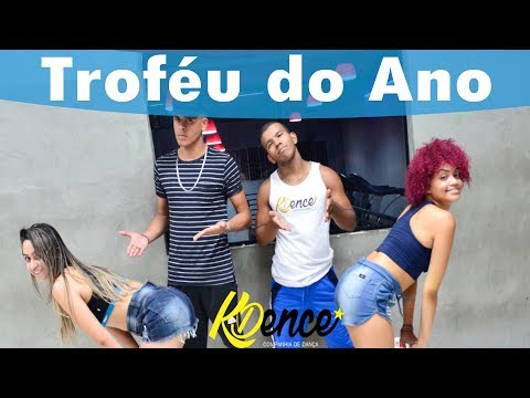 Troféu do Ano - MC Nando DK & Jerry Smith | Coreografia KDence