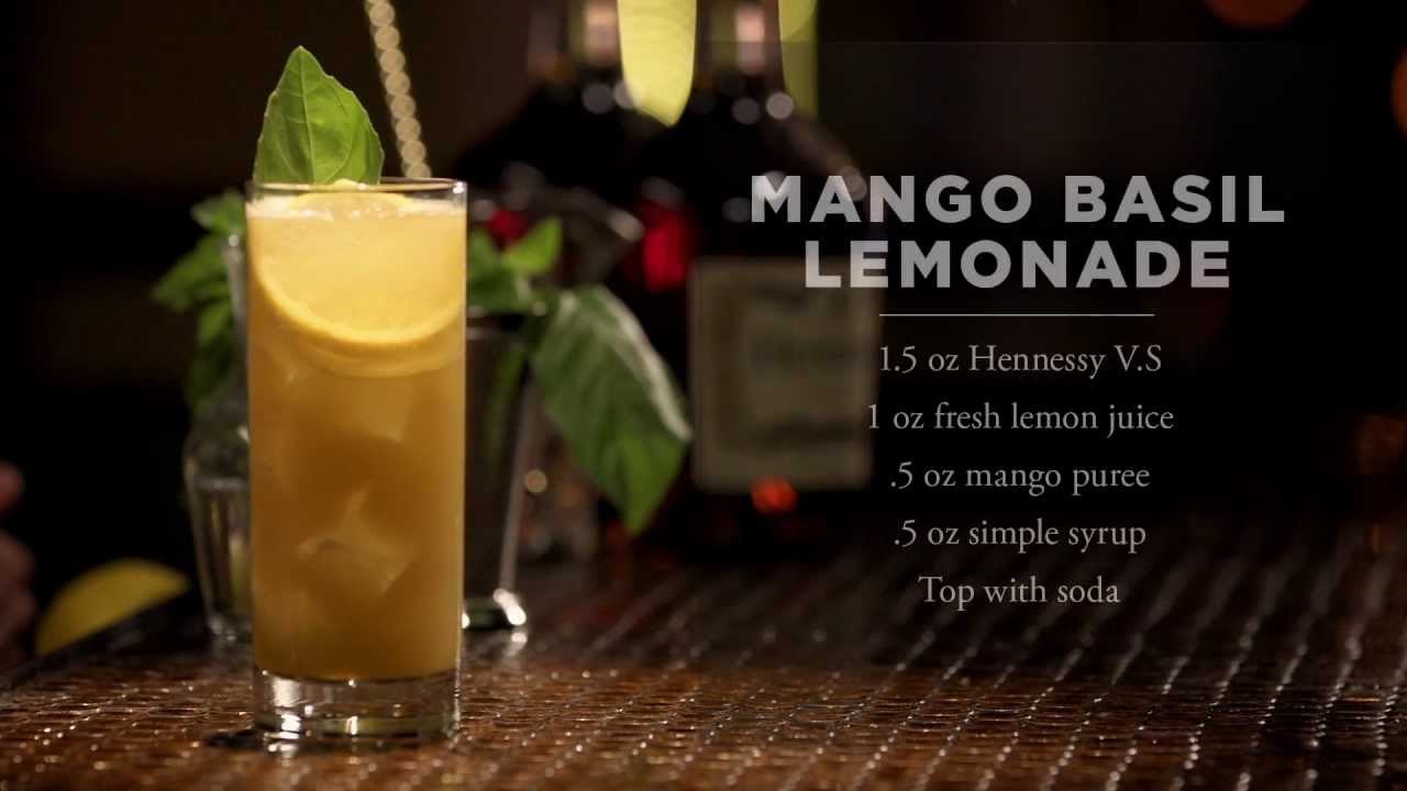 How To Make Mango Drink