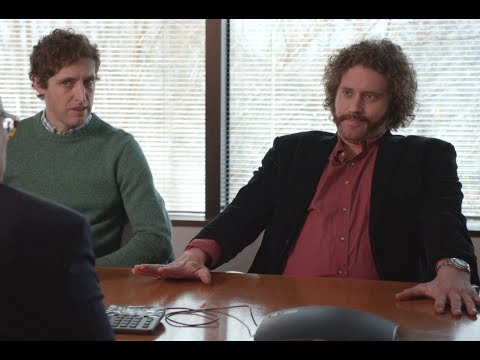 Silicon Valley S4E6 - Erlich meets the judge from TechCrunch Disrupt
