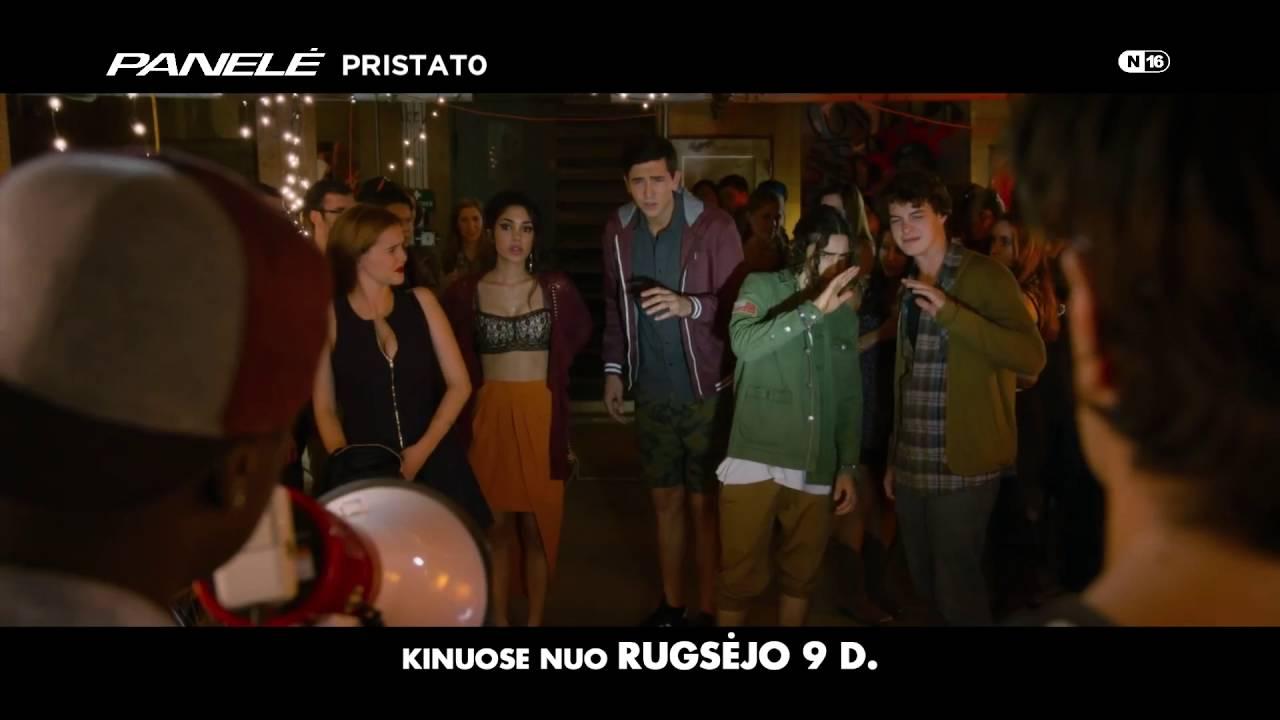 PIRMŲ KARTŲ VASARA (2016) - N-16 komedija kinuose nuo Rugsėjo 9 dienos
