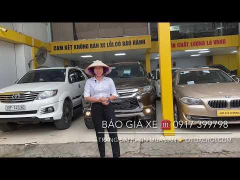 Báo Giá Xe Ô tô Cũ Đang Bán Đa Dạng Dòng Xe tại Sàn Ô tô Việt Nam | P1 Tháng 04-2021