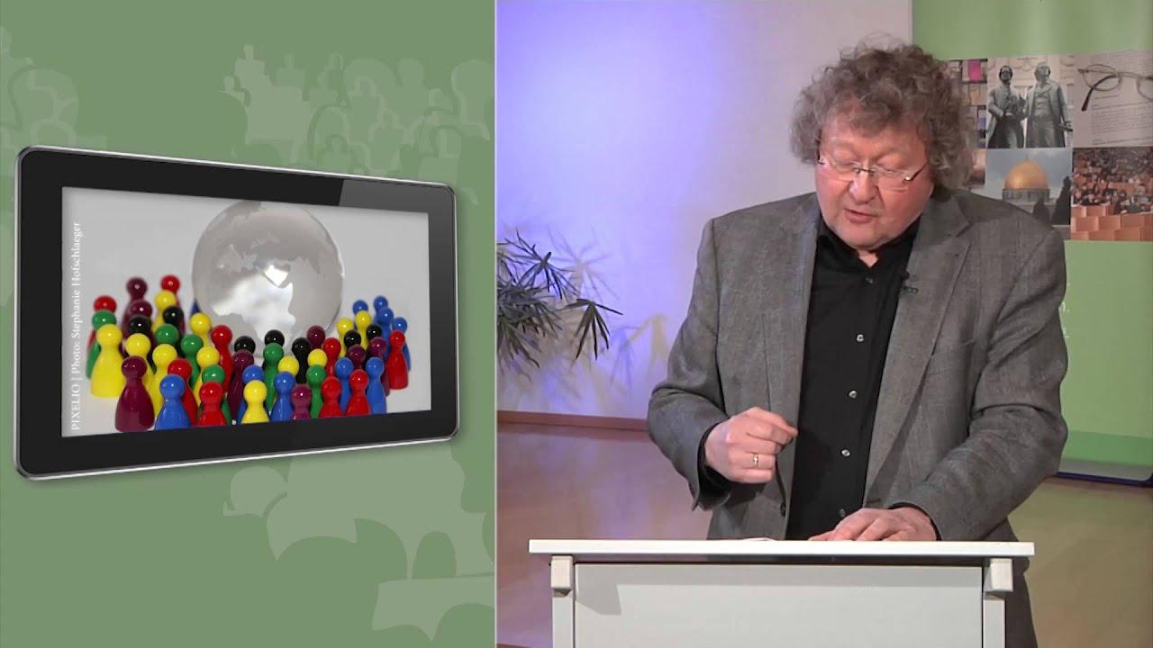 Youtube Video: Donnerstagsgespräch: Werner J. Patzelt - Was ist von der Großen Koalition zu erwarten?