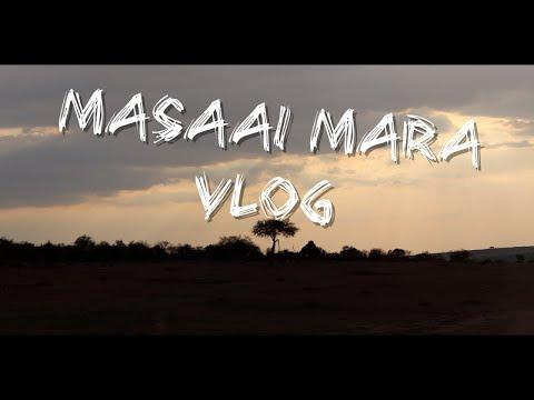 Travel Diary - Masaai Mara-