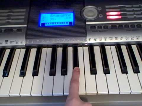 How To Play Clocks By Coldplay On Piano