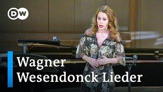 Richard Wagner: Two Wesendonck Lieder | Elena Zhidkova (mezzo-soprano) & Nikolaus Rexroth (piano)