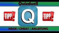 Quizduell CHEAT / HACK / Anleitung für 18 richtige Antworten! Ohne Jailbreak! [GERMAN/HD]