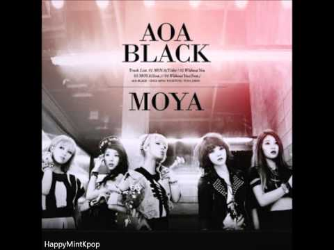 [Full Audio/MP3 DL] AOA Black- Moya HD