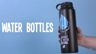 Bestselling Water Bottles from Quality Logo Products