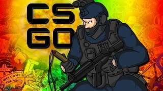MEET OUR NEW FAVORITE PERSON! - CSGO