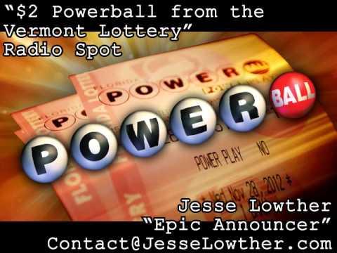 Vermont Powerball