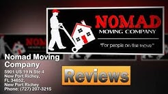 Nomad Moving Company - REVIEWS - New Port Richey, FL Storage Unit Reviews
