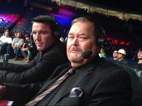 Jim Ross on State of WWE, UFC, NJPW, Lucha Underground