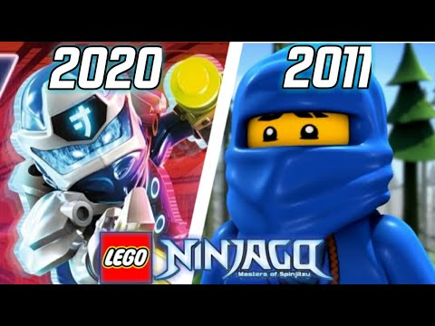 Полная Хронология Событий Ниндзяго/Ninjago! 2011-2020 C 1 ПО 10 СЕЗОН!