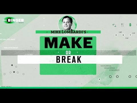 NFL Make or Break With Michael Lombardi | The Ringer