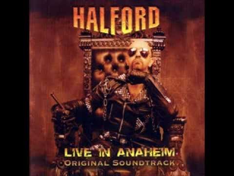 Halford - White Heat, Red Hot (Live In Anaheim)