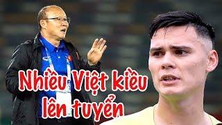 Cầu thủ Việt kiều Adriano Schmidt chờ HLV Park Hang Seo & đội tuyển Việt Nam