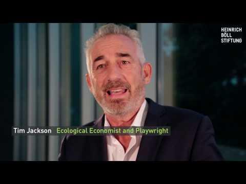 Green Economy: Interview with Tim Jackson