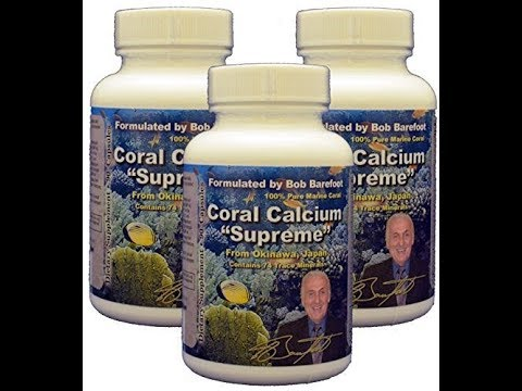 What Happened To CORAL CALCIUM?