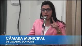 Lívia Maia Pronunciamento 09 03 2017