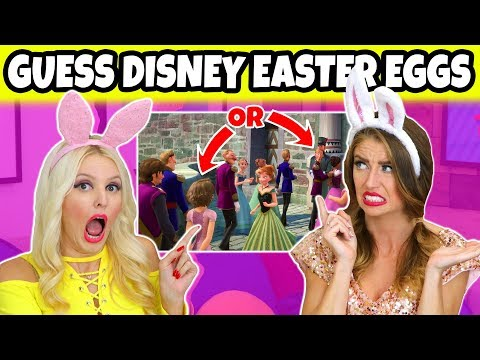 Spot the Disney Easter Eggs. Did you miss these Secret Characters in Disney Movies? Totally TV