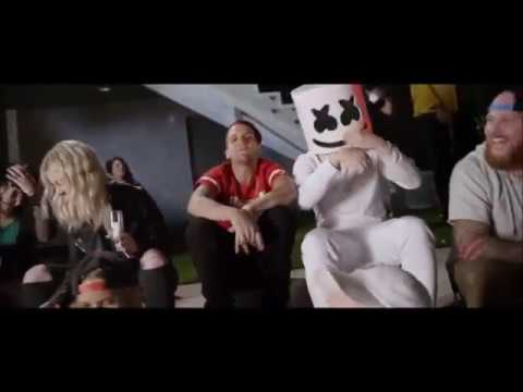 Marshmello - Keep it Mello 1 Hour (ft  Omar LinX) [Official Music Video]