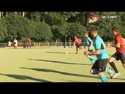 Суспільне Суми: У Сумах стартував турнір з вуличного футболу