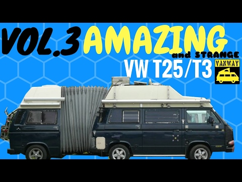 Amazing and Strange VW T3 - VOL.3