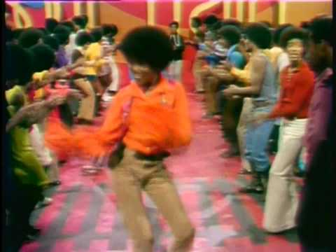 Kool & The Gang   Get Down On It Videomix   SoulTrain Dancers 1981
