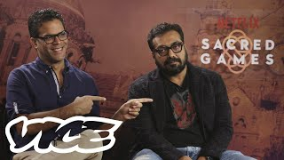 Anurag Kashyap and Vikramaditya Motwane Talk About Helming Netflix's 'Sacred Games'