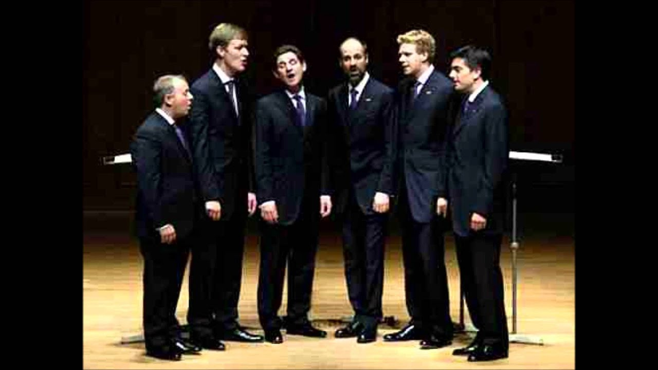 The King's Singers Die Nacht - YouTube