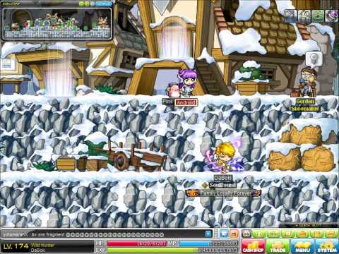 Maple Story - Android Information With DaBoki