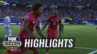 Roman Torres breaks the deadlock against Mexico - 2015 CONCACAF Gold Cup Highlights