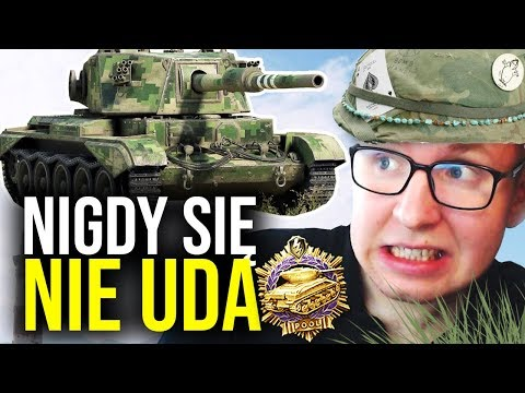 NIGDY SIĘ NIE UDA! - World of Tanks thumbnail